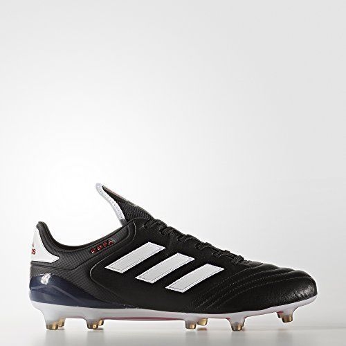 Adidas Mens Copa 17.1 Fg Firm Ground Soccer Cleats Black/White 10