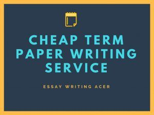 Cheapest professional writing service