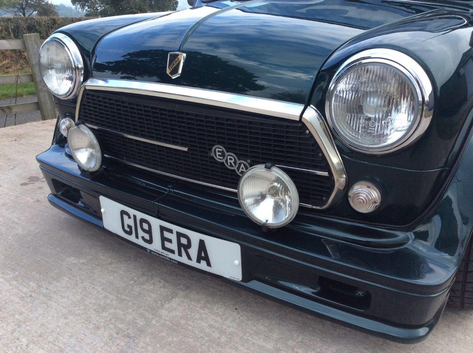 Mini Era Turbo (Extremely rare collectors car) | Minis, Collector ...