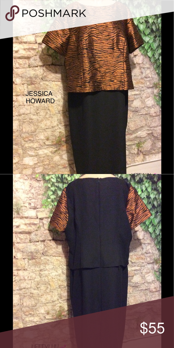 Jessica Howard Dress Size 22 Dresses Special Occasion Dresses And