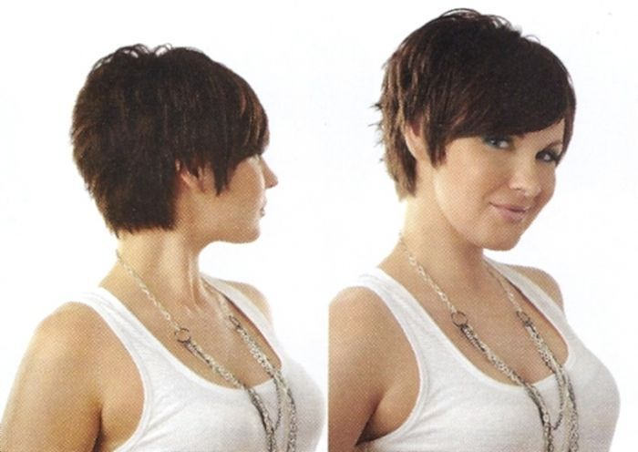 Messy Pixie Haircut Back View | Hairstyles For Short Hair Keira Knightley  Short Hair Mature Hairstyles .