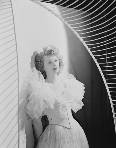 Lucille Ball's Best Moments in Photos #lucilleball
