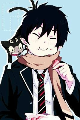 Image about anime in Ao no exorcist🔥💙 by Private User