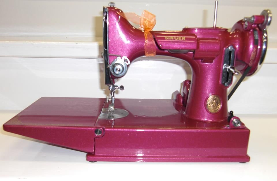 My dream Featherweight at Roxanne's a Wish and a Dream.