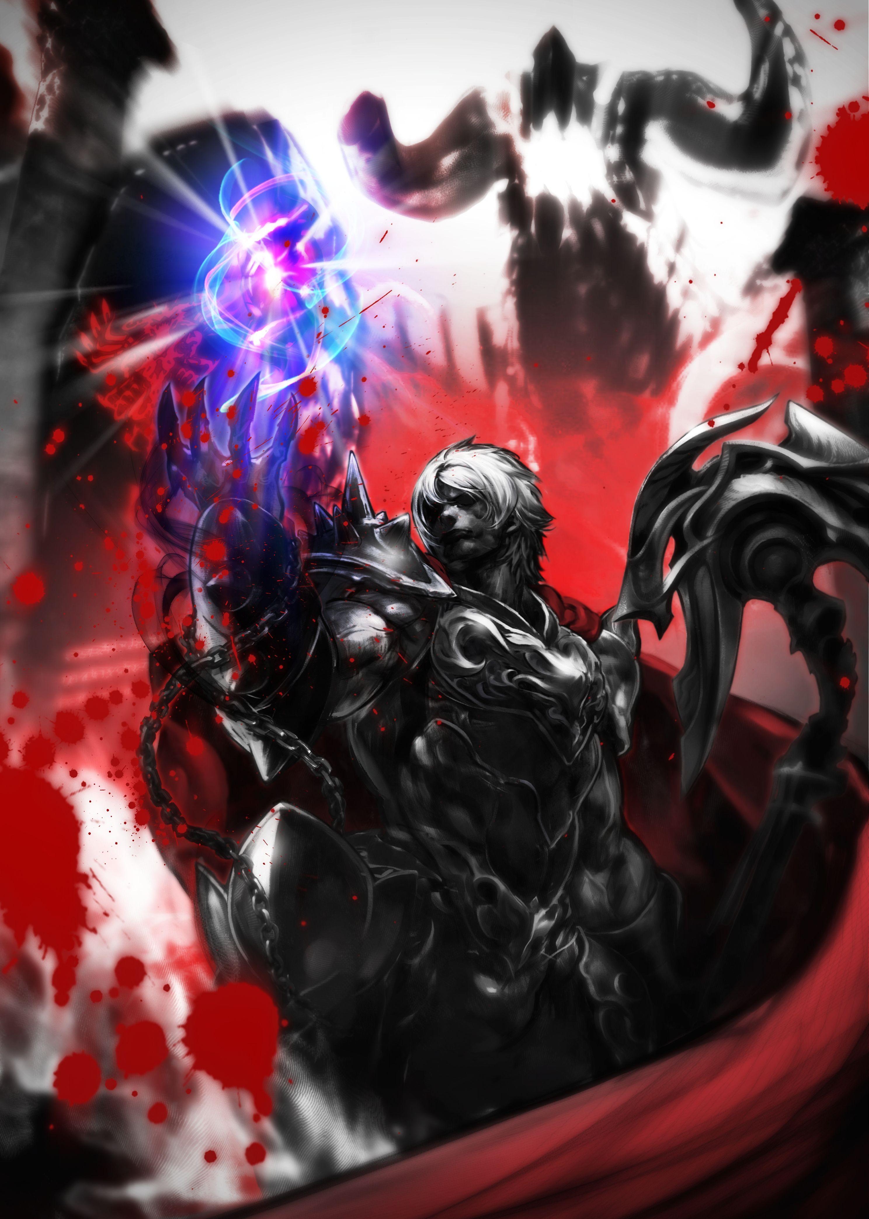Download lord of arcana main visual 2976x4175