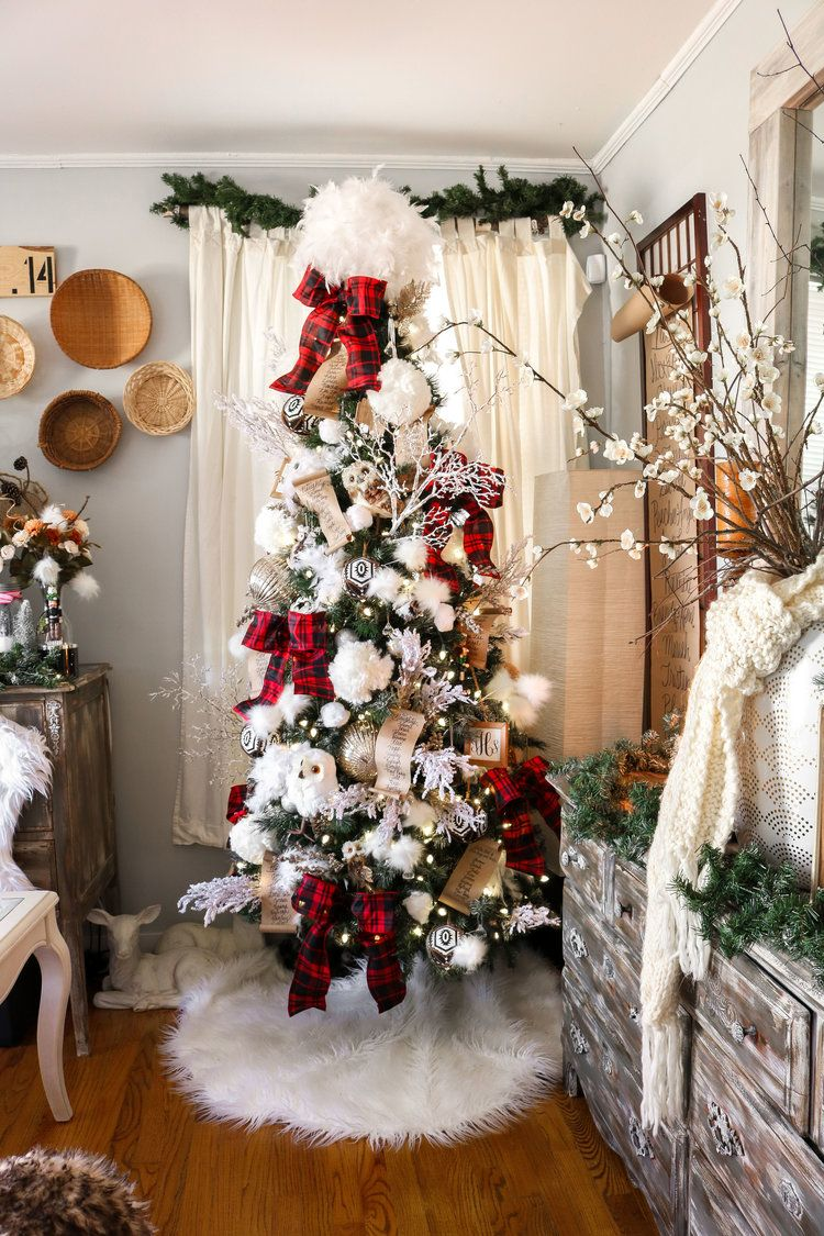 Santa S Lodge Christmas Decor Sarah Ndipity Christmas Lodge Christmas Room Decor Christmas Decorations Living Room