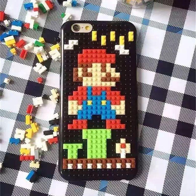 custodia iphone 6 plus lego