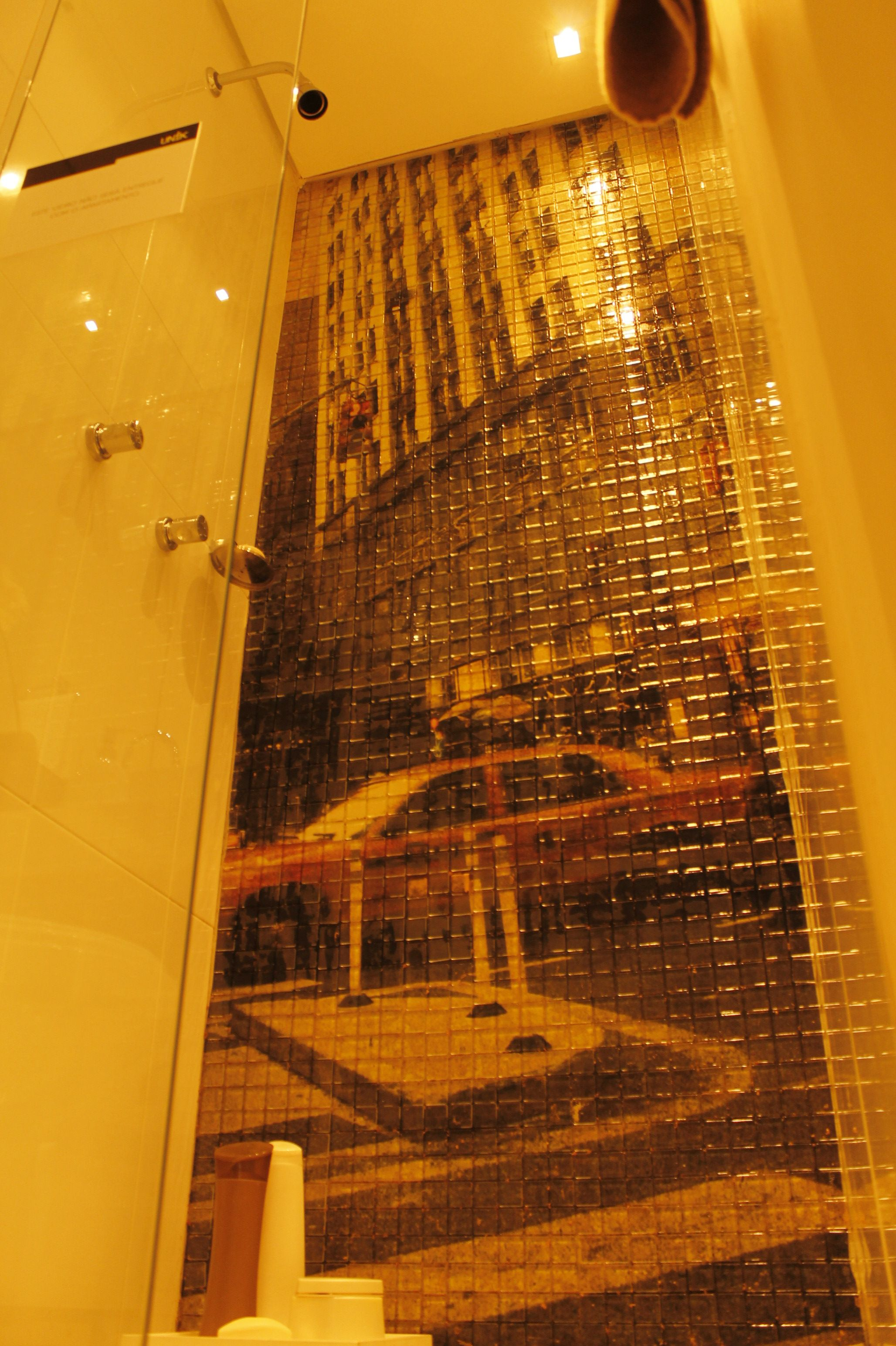 Projeto Studio Ecoara Arquitetura - decorado atua botânico II - banho