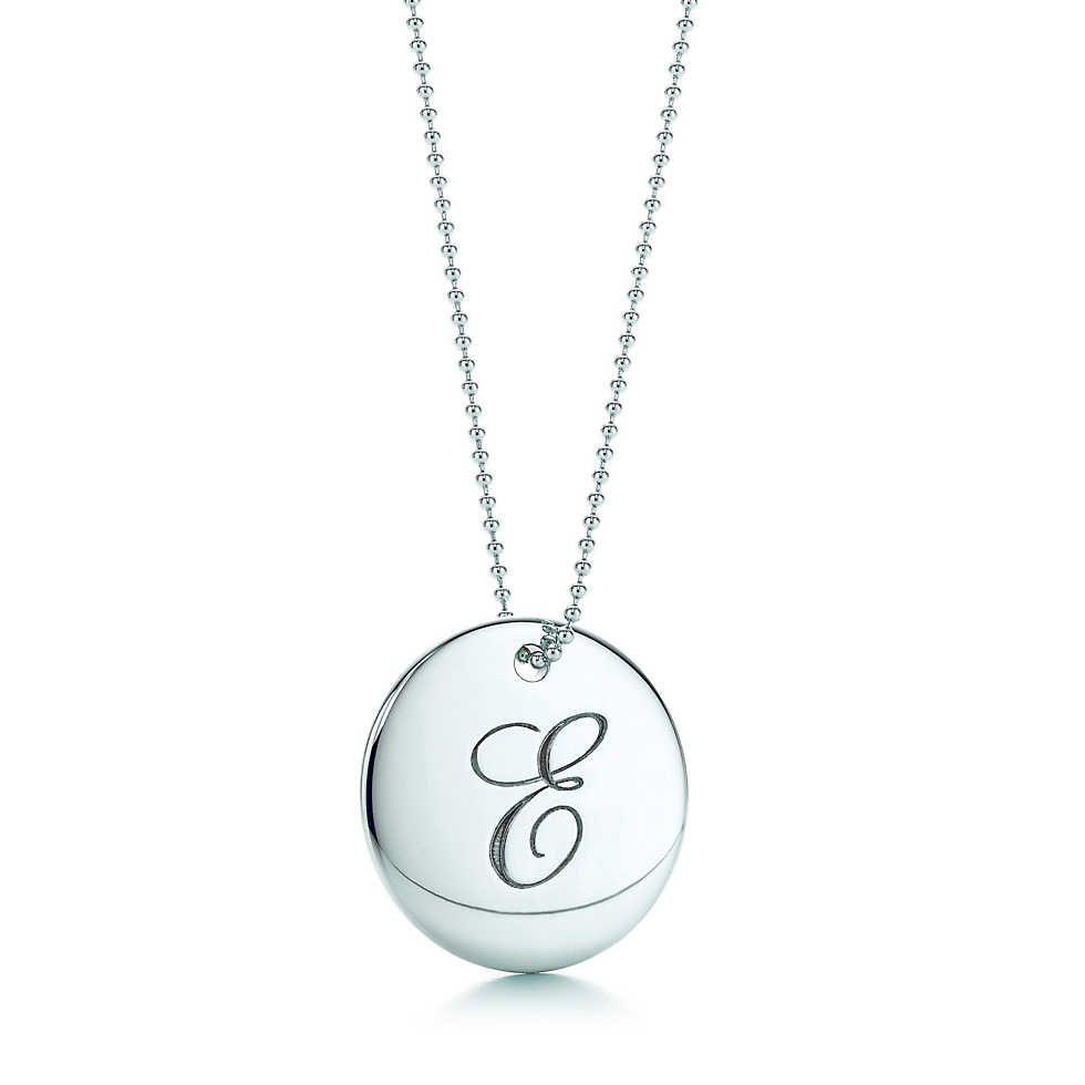 35++ Diamond letter necklace tiffany ideas in 2021