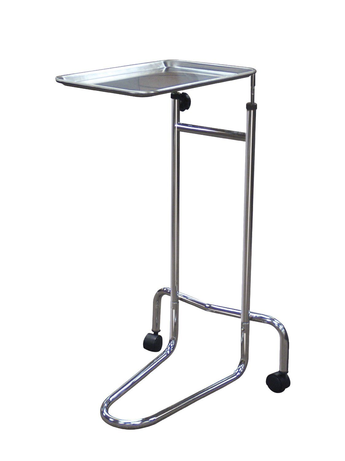 Amazon.com: Drive Medical Double Post Mayo Instrument Stand, Chrome: $95