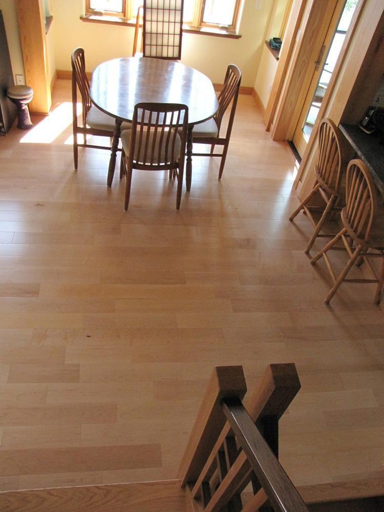 builddirect  engineered hardwood  natural maple