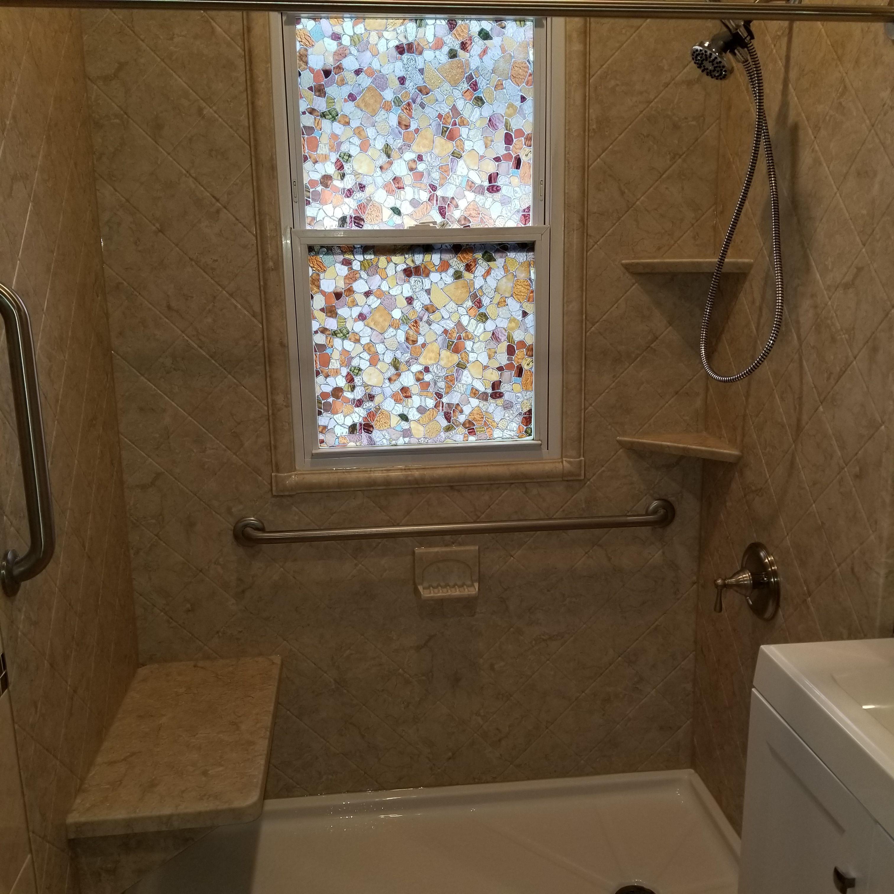 Tub To Shower Remodel North Arlington Nj Tub To Shower Remodel Shower Remodel Shower Renovation