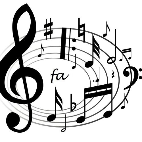 20 9 Fa Zw Music Notes Art Music Notes Music Wallpaper