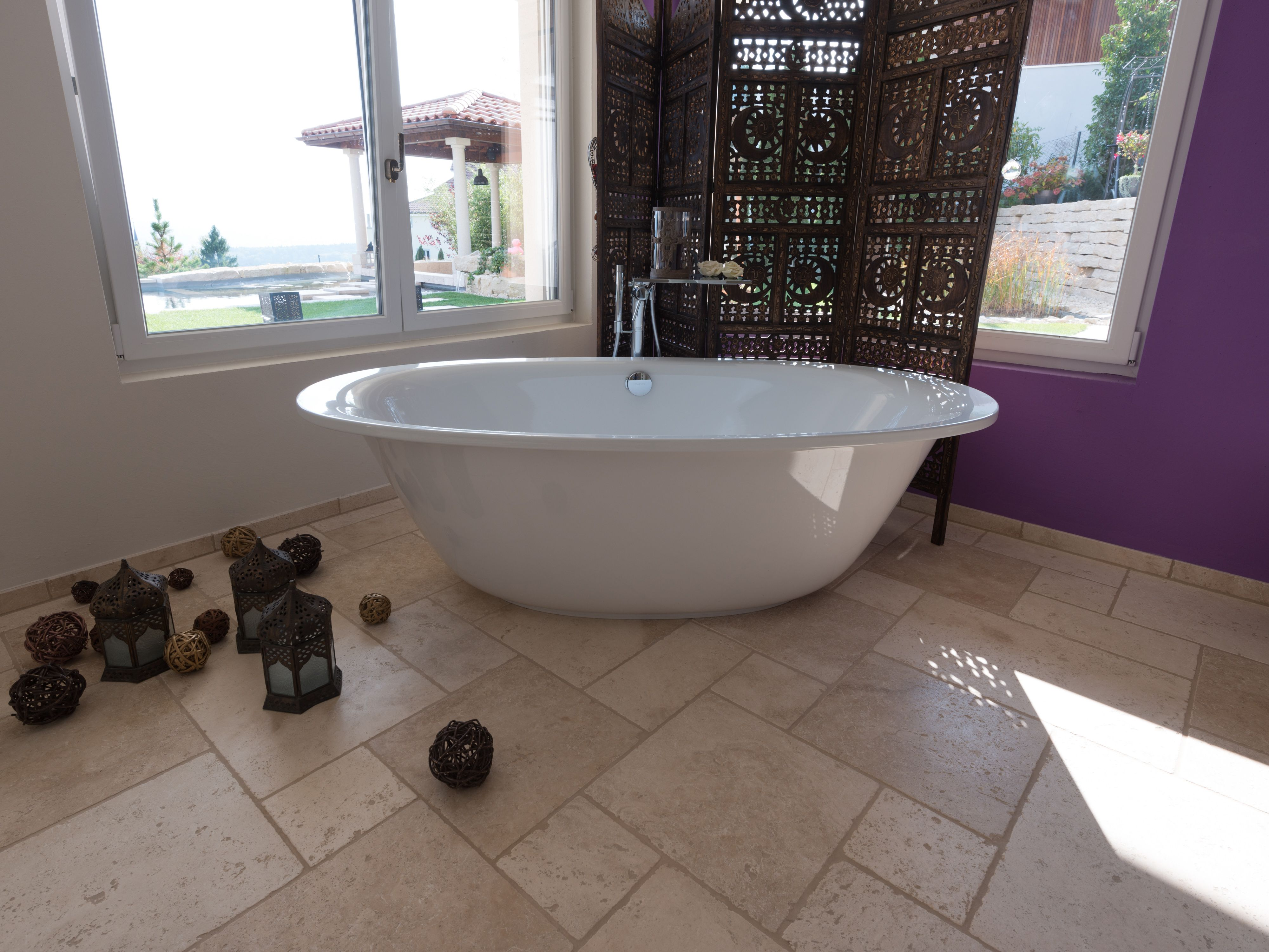 Natur Badezimmer ~ Best naturstein im bad images natural stones
