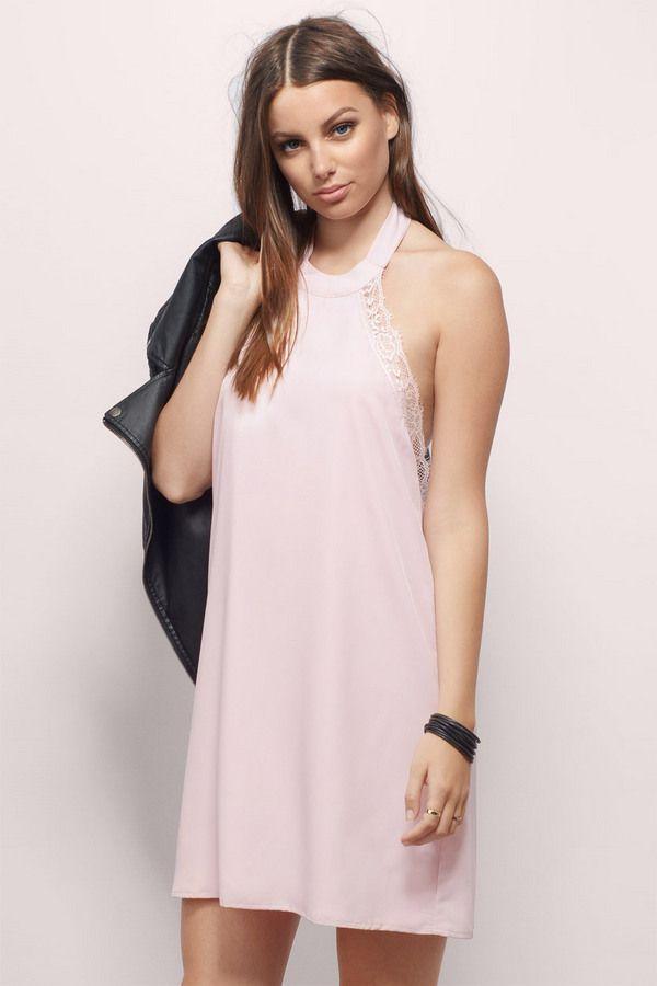 181e5eaa86d Look To The Side Shift Dress at Tobi.com  shoptobi