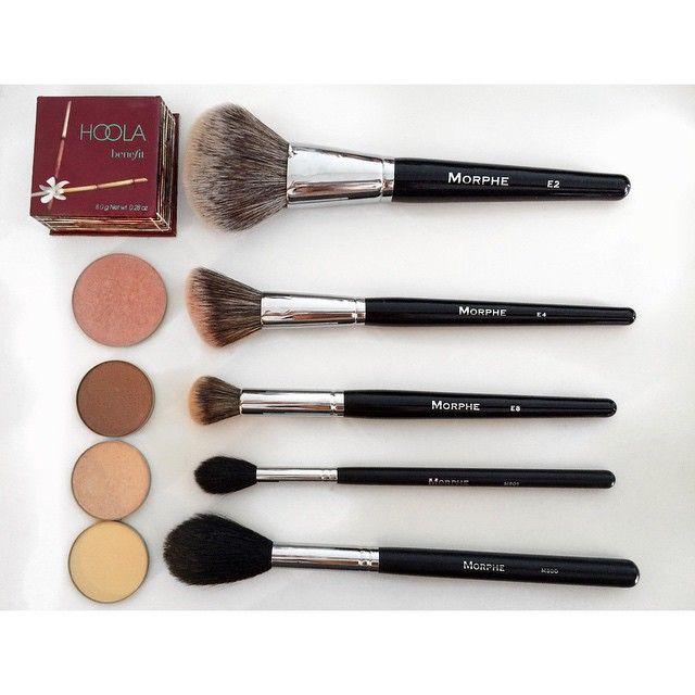 contour brush morphe. morphe and makeup brushes contour brush