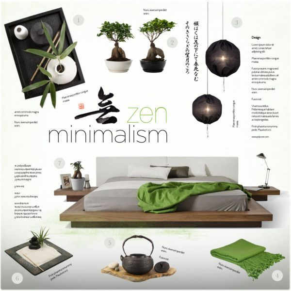 Minimalist Interior Design Zen Bedroom Decor Zen Bedroom Zen