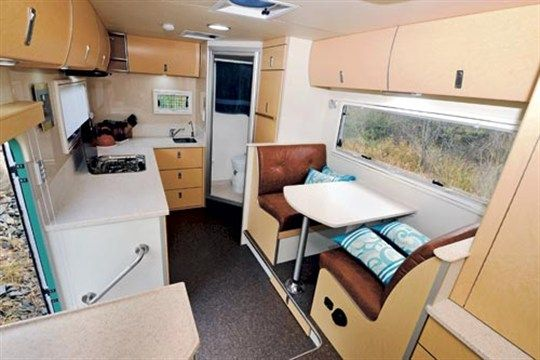 4x4 Motorhomes Interior | ... Motorhomes, But There Is An Emphasis On  Quality