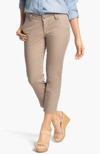 wedges with capris | Things to Wear | Pinterest | Capri, Search ...