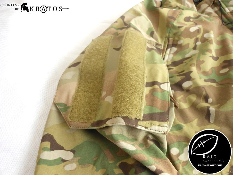 Crye Precision FieldShell Review by www.raid-airsoft.com
