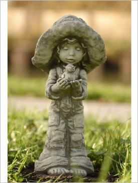 Sarah Kay Gartenfiguren Garten Figuren Von Sarah Kay Aus Stein Gartenfiguren Steinfiguren Figur