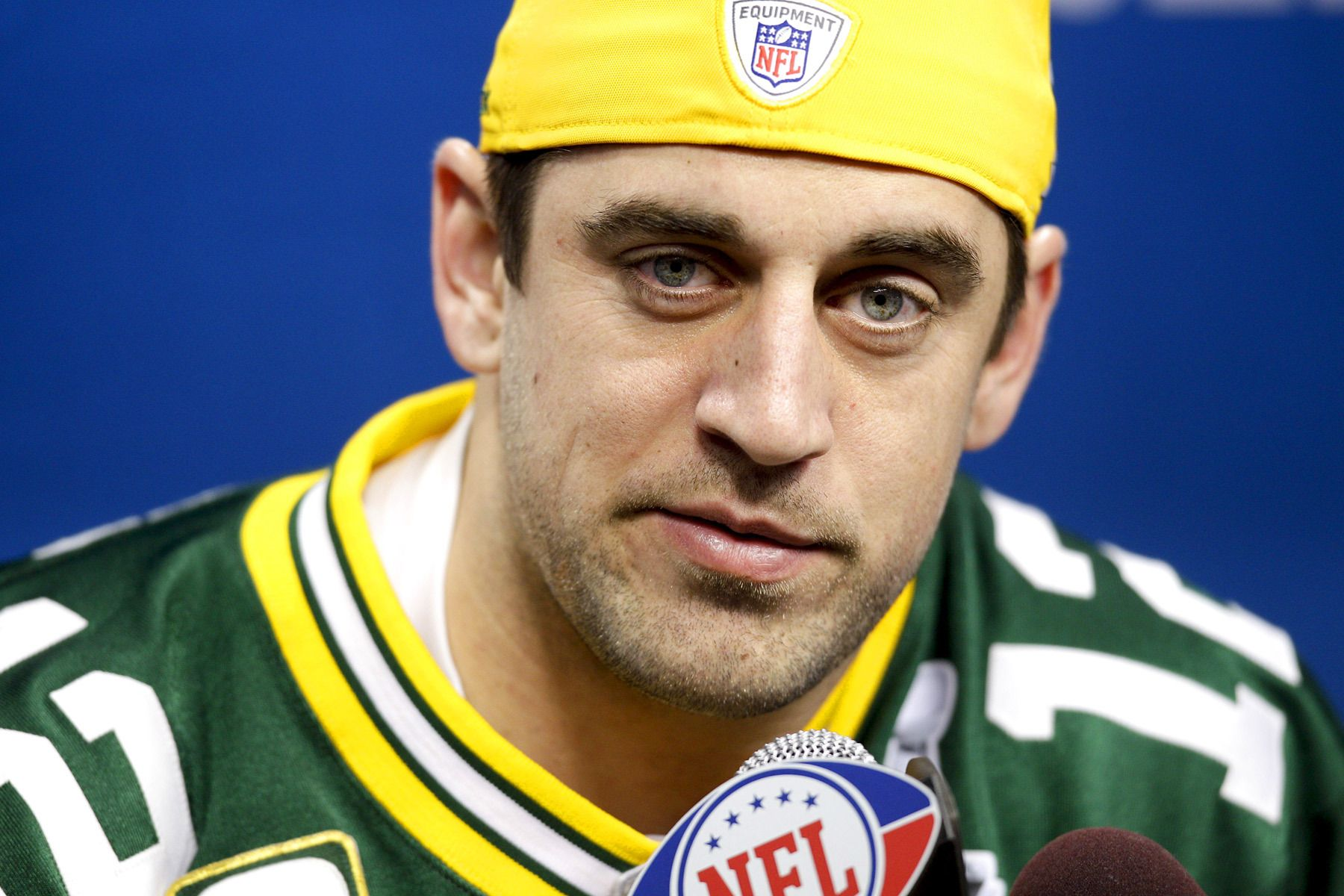 Wednesday Morning Quarterbacking Qb Attractiveness Rating Tier 3 Aaron Rodgers Packers Football Billie Jean King