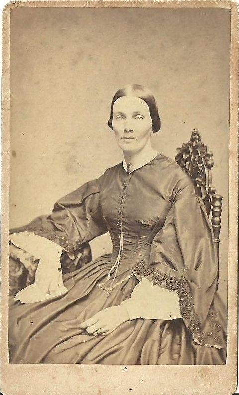ALVIRA FROST Brooklyn
