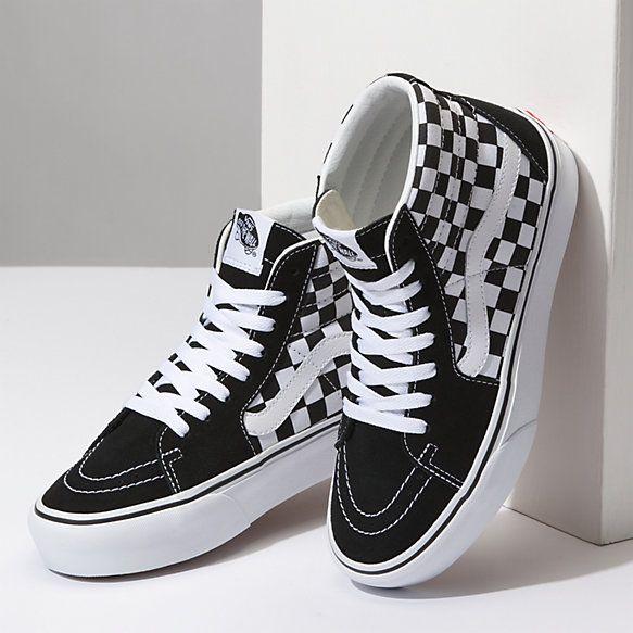 SK8-Hi Platform 2.0 | Sneakers fashion, Fresh shoes, Sneakers men ...