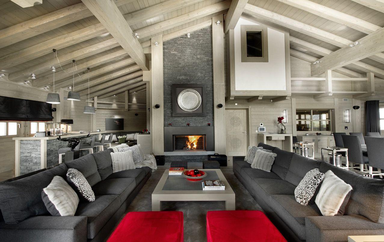 Hôtel le K2 à Courchevel 1850 | Espace détente | Pinterest