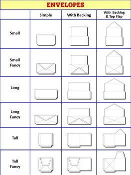 Interactive Notebook Templates  Easy To Cut Pocket Pack