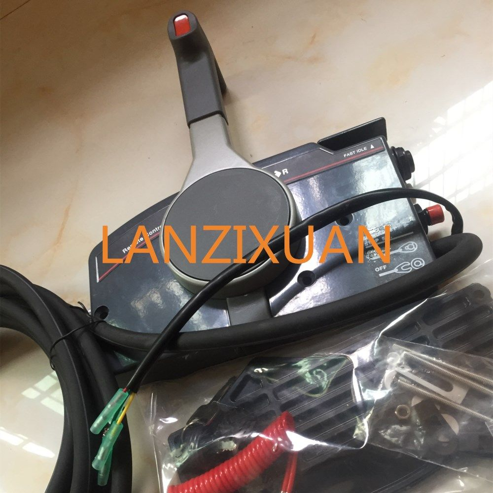 703-48205-16-00 703-48207 Remote Control Box Assy for Yamaha Outboard Engine 10p