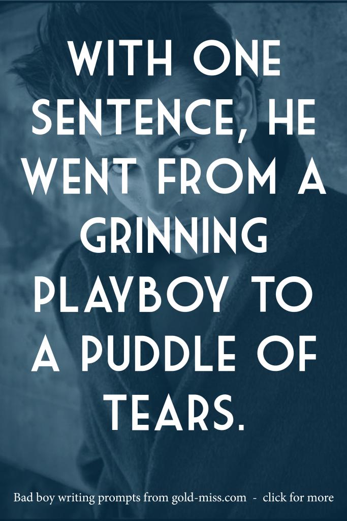 Bad Boy Aesthetic Writing Prompts  Writing  Writing -6878