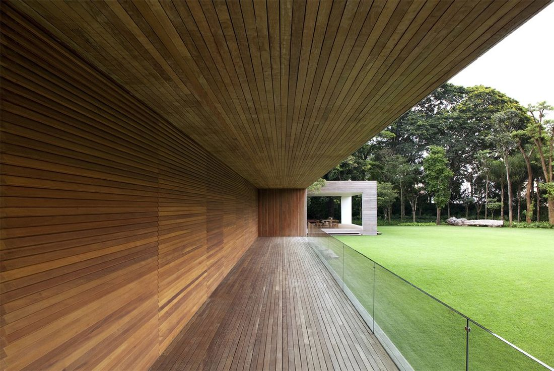 isay weinfeld | Architecture, Tropical architecture ...