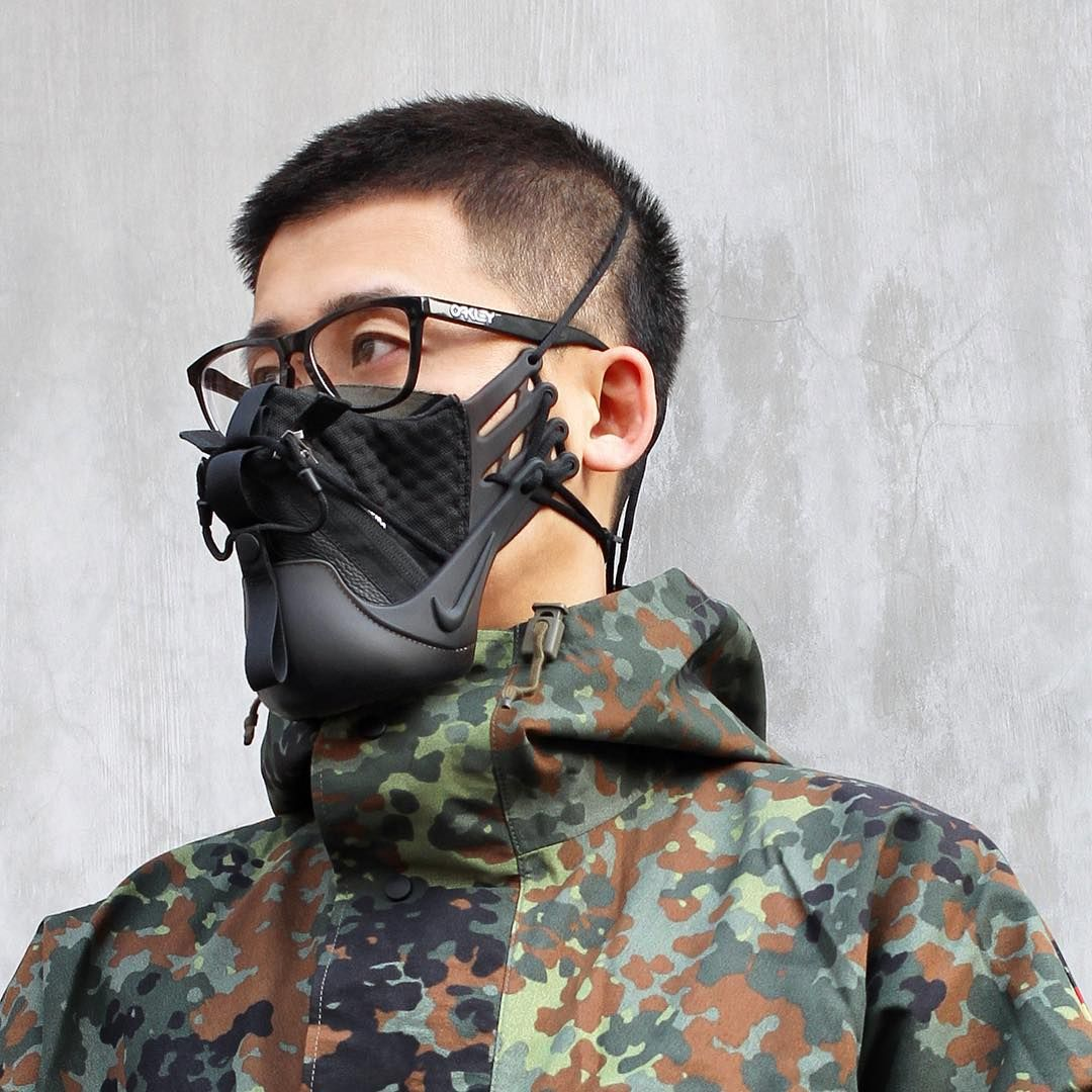 The YEEZY Boost Face Mask Designer Returns With an ACRONYM