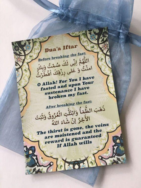 Islamic Flexible fridge magnet with Ramadan Duau0027a Iftar, Breaking - best of sample invitation letter kosovo