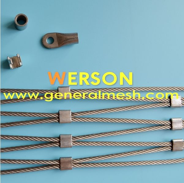 X Tend Flexible Stainless Steel Cable (Rope) Mesh,cable protection ...