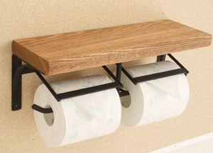 おしゃれなトイレットペーパーホルダーの作り方 超画像集 アイアン 木製 Diy Naver まとめ Diy Bathroom Vintage Interior Toilet