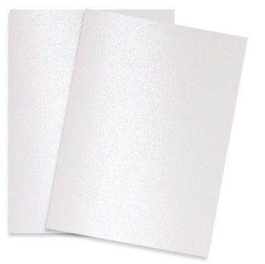 Shine Pearl White Shimmer Metallic Card Stock Paper 8 5 X 11 137lb Cover 371gsm 25 Pk Metallic Paper Cardstock Paper Shimmer Paper