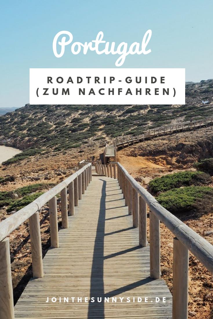 Portugal-Roadtrip (Westküste) – Reiseguide inkl. Routenbeispiel #bestplacesinportugal