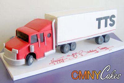 Trailer Cakes httpcmnycakescomgallery2vCakesForAll