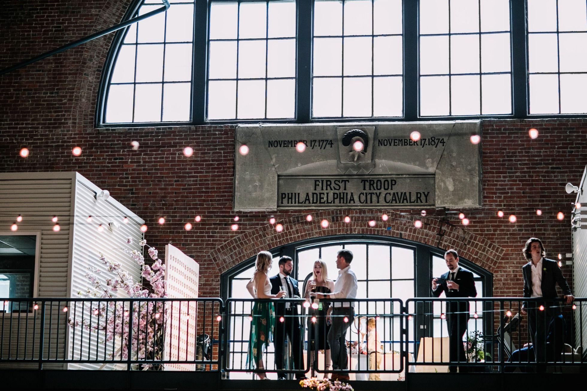14 Unique Venues For A Philadelphia Wedding
