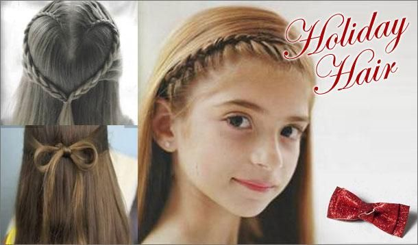Pleasant 1000 Images About Hair Ideas For Little Girls And Such Like Hairstyle Inspiration Daily Dogsangcom