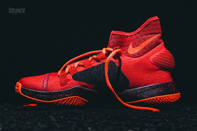 Nike HyperRev 2016 Red Black | Sole Collector