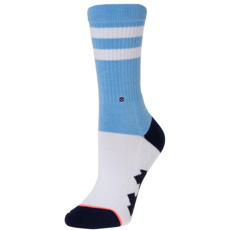 North Carolina Tar Heels Stance Women's Crew Socks
