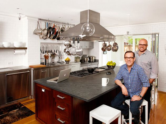 Good Celebrity Chefs And Their Home Kitchens