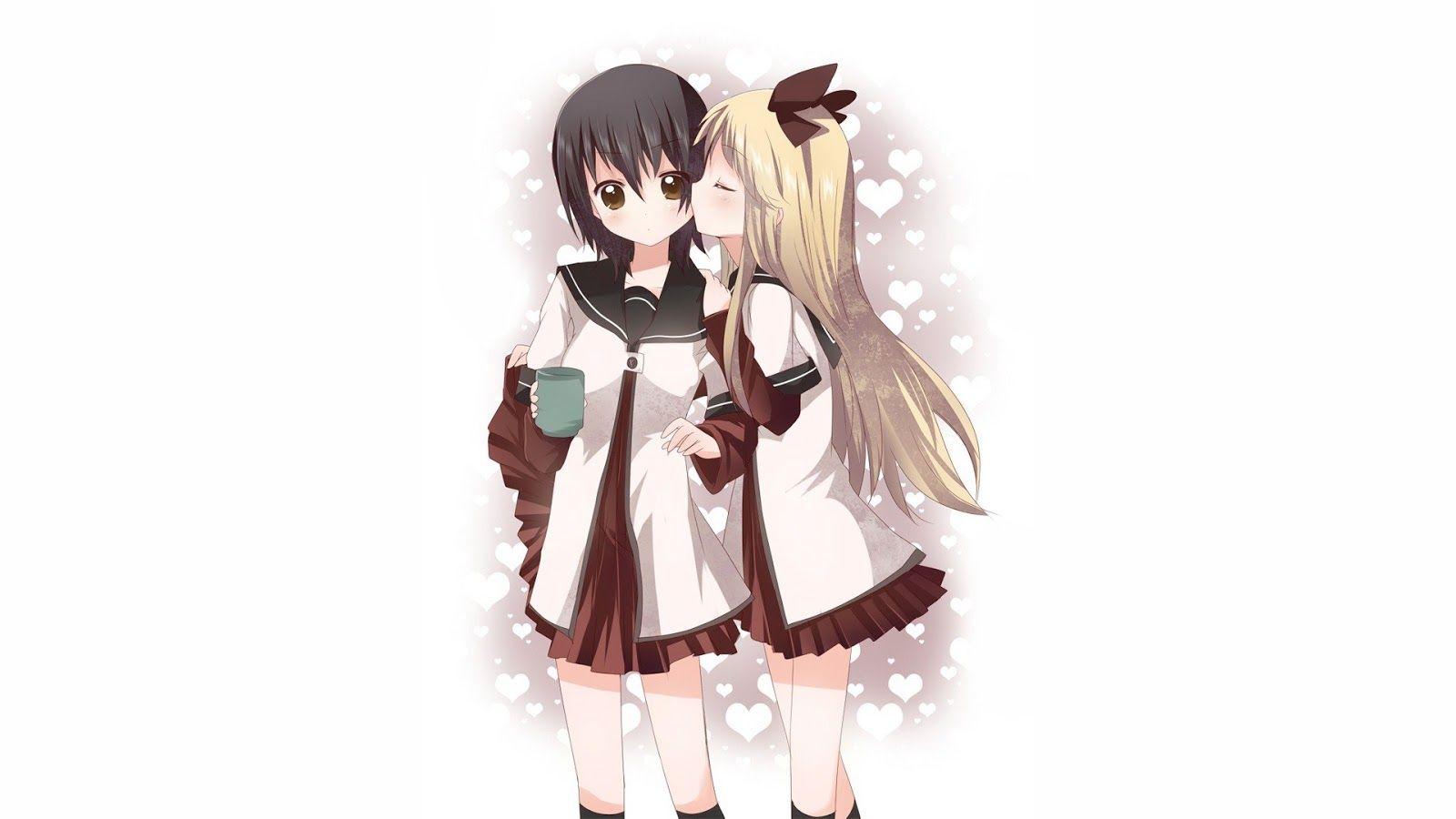 Anime Wallpapers Yuru Yuri