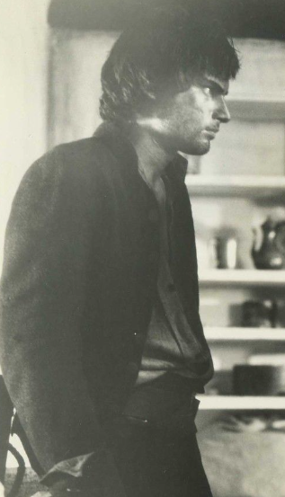 Timothy Dalton as Heathcliff in the 1970 film adaptation of Wutherng Heights