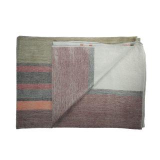 Hand-crafted Eco-friendly Sherbet Alpaca Throw Blanket (Ecuador) Overstock.com