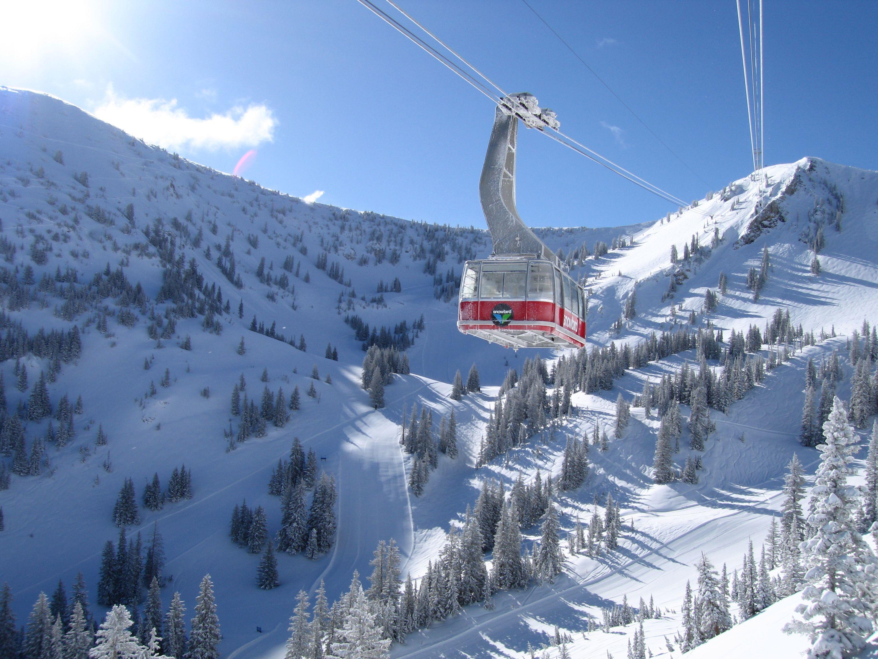 snowbird #utah - that champagne powder baby   destinations   skiing