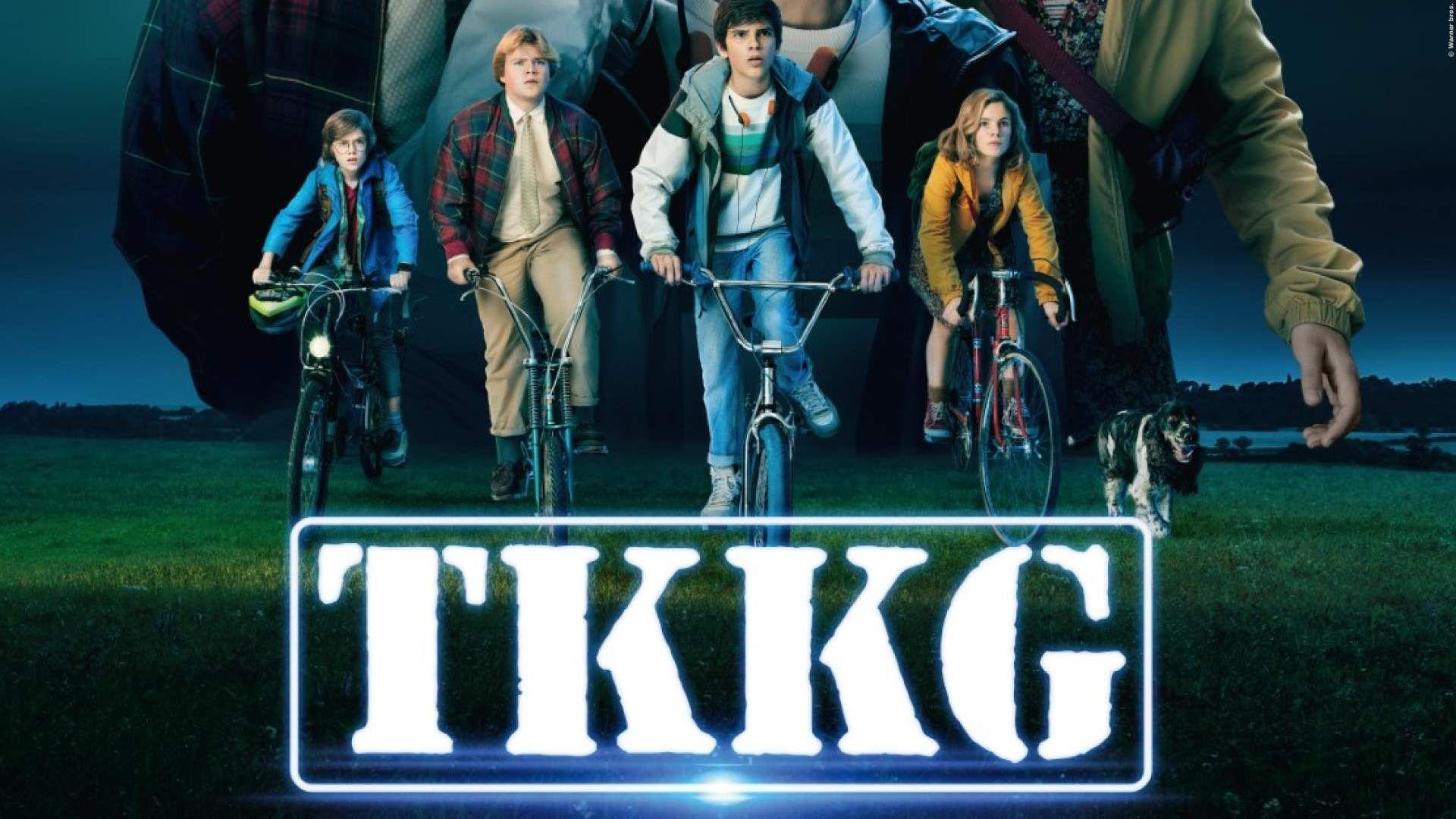 Tkkg Der Anfang Der Legende Als Kinofilm 1 Trailer Tkkg Kino Film Kino
